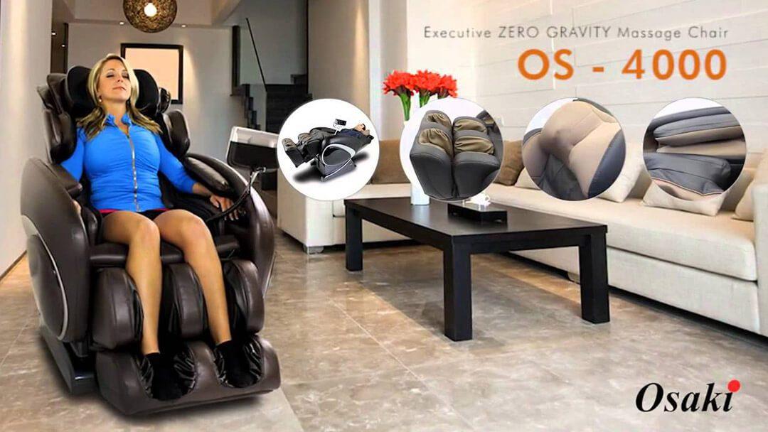 Osaki OS 4000 Review. Osaki OS 4000 Massage Chair